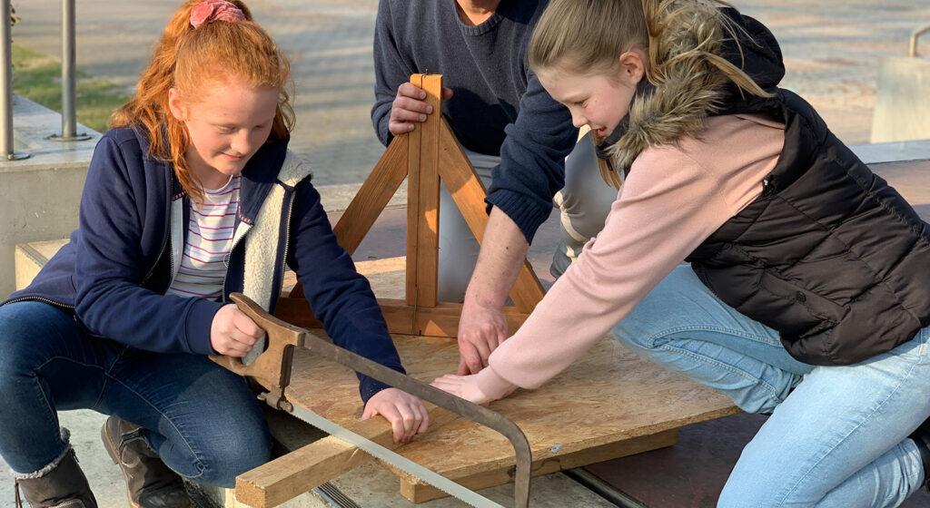 Kinder Bauhütte Winsen Luhe